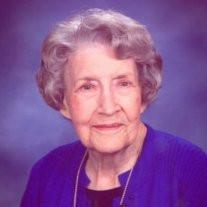 Mrs. Dixie Blackwood