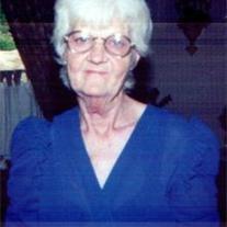 Mrs. Hazel Blanken