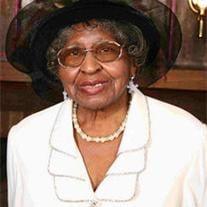 Mrs. Velma Jones