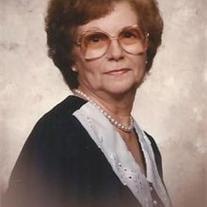 Mrs. Ellen Ruth Fleenor Napier Snodgrass