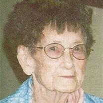 Mabel Bentley Freeman