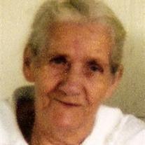 """Margaret Geneva """"Nevar"""" Lane"""