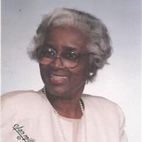 Otha Mae Sanders Turnbough