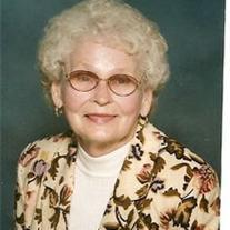 Mrs. Olga Merle Clarkston Collier
