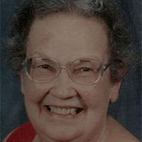 """Ms. Barbara """"Bobbie"""" Lambert"""