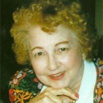 Dorothy Louise Adams