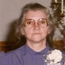 Clara Ruth Vernon