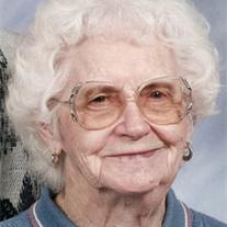 Winnie Cleo Mulvaney