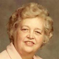 Mary Elizabeth Griffin