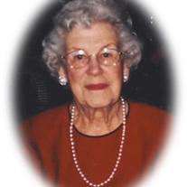 Josephine McNeill