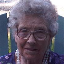 Blanche Ryer