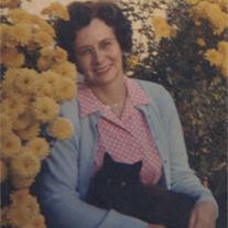 Margaret Bergstrom