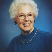 Mary (Hayes) Nielsen