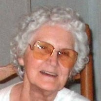 Mrs. Mable Cagle Simmons