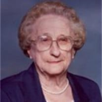 Bohumila Kampschnieder