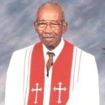 Reverend Willie Cornelius Hemphill