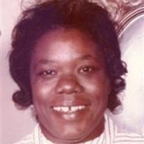 Ms. Minnie O. Granderson