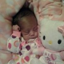 Infant Loveveah Mymiracle Robinson