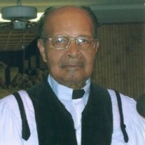 Rev. Victor R. Brown