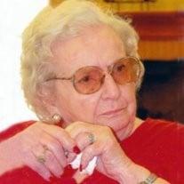 Jeanette Watkins Sanders