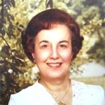 Rita Nicholson Spooner