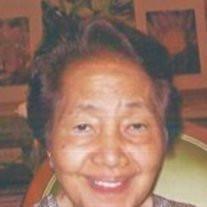 Aurora Villanueva Sison