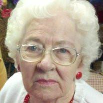 Bessie Denelda Sutherland Eastman