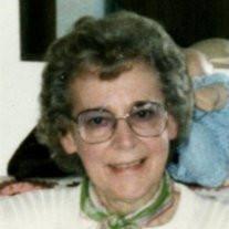 Betty June Claussen