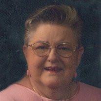 """Patricia """"Pat"""" S. Mackey"""