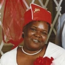 Mrs. Uneda Estelle Walker -Simms