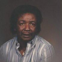 Mr. Willie (W.S.) Sanders Williams Sr.