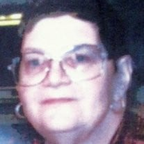 Mrs Constance Jane Legaj