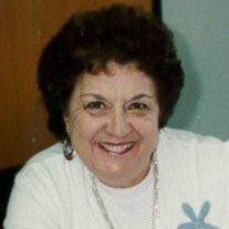 Shirley Elaine Rees