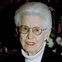 Mrs. Ethel Sainsbury