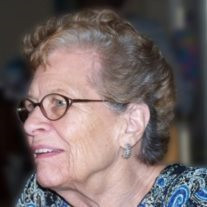 Mrs. Florence Elizabeth Maunula