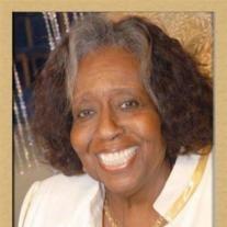 Apostle Dr. Betty P. Peebles