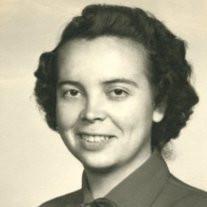 Eileen May Nielsen