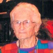 Gladys Bowman