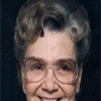 """Wilma M. """"Billie""""  Smith"""