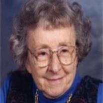 Margaret Hamman