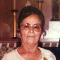Esperanza Aguilar Ortega Obituary - Visitation & Funeral Information