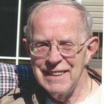 """Mr. Gerald """"Jerry"""" Luxford"""