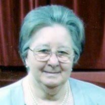 Nancy Beauline Woodard
