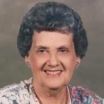 Mrs. Dorothy E. Nicholson