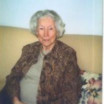 Eula Zelma Stevens