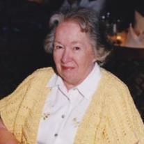 Elizabeth (Betty) Jane Sheridan