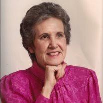 Rebecca  Estell  Wilson Gilbert