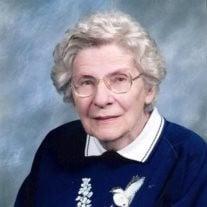 Mrs. Josephine A. Hikade