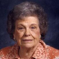 Dora Jo Cole Alexander