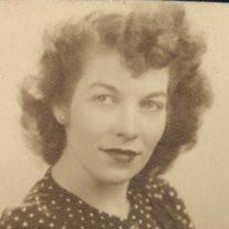 Dorothy Edna Hanger